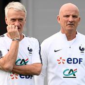 Ces hommes de l'ombre entourant Deschamps pour faire gagner les Bleus