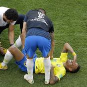 Les simulations répétées de Neymar ont fait perdre 14 minutes de jeu