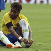 Neymar - Crédit : AP Photo/Ronald Zak