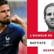 Refaire jouer les «vieux» Giroud et Matuidi, surtout pas un désaveu pour Deschamps