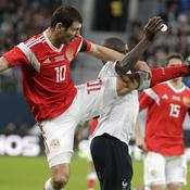 Russie-France en images
