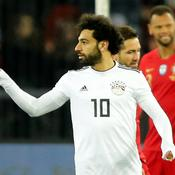 Salah présent, l'Egypte soulagée