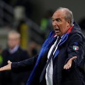 Deux jours après le fiasco, Ventura n'est plus sélectionneur de l'Italie