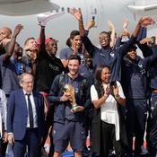 Un avenir radieux pour les champions du monde