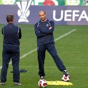 Paul Le Guen Paris SG Coupe UEFA