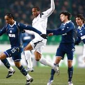 Briand, Rennes, Football