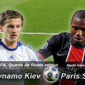 LIVE Kiev-Paris SG