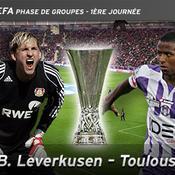 LIVE Leverkusen-Toulouse