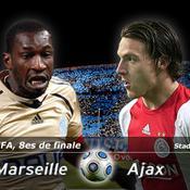 LIVE Marseille-Ajax