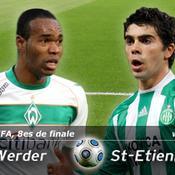 LIVE Werder Brême-Saint-Etienne