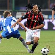 Ronaldinho Milan AC FC Zurich