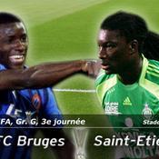 FC Bruges/AS Saint-Etienne