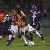 Bordeaux-Galatasaray Alou Diarra Jussie Shabani Nonda