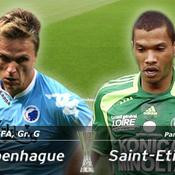 Copenhague-Saint-Etienne