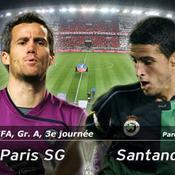 PSG-Santander