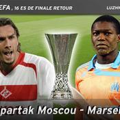 Spartak Moscou Marseille Coupe UEFA Djibril Cissé