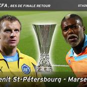 Zenit St. Petersbourg - Marseille Djibril Cissé