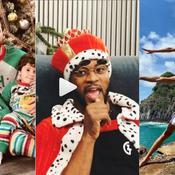 Messi, Ronaldo, Evra, Zlatan, Trapp… Le Noël (plus ou moins amusant) des footballeurs