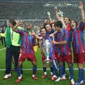 Le Barça roi d'Europe