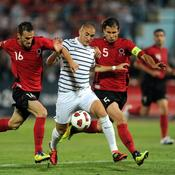 Admir Teli, Karim Benzema, Lorik Cana