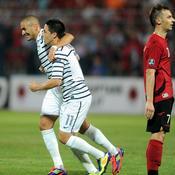 Karim Benzema, Samir Nasri