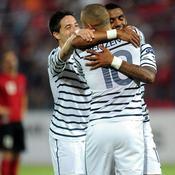 Samir Nasri, Karim Benzema, Yann M'Vila