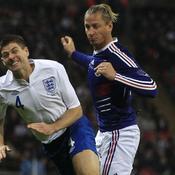 Angleterre-France Gerrard