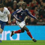 Angleterre-France Sagna devant Milner