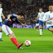 Angleterre-France Valbuena