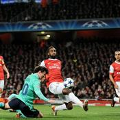 Arsenal-Barcelone But refusé Messi