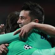 Arsenal-Barcelone Joie Villa