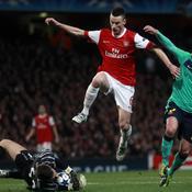 Arsenal-Barcelone Koscielny