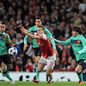 Arsenal-Barcelone Wilshere