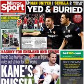 The Mirror Sport
