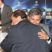 José Mourinho et Guy Roux