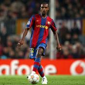 Eric Abidal (Lyon puis FC Barcelone), France