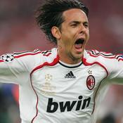 Filippo Inzaghi (Milan AC), Italie