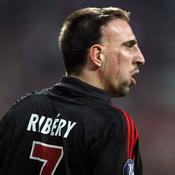 Franck Ribéry (Marseille puis Bayern Munich), France