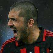 Gennaro Gattuso (Milan AC), Italie