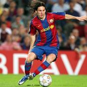Lionel Messi (FC Barcelone), Argentine