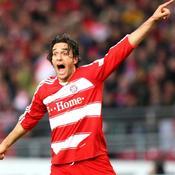 Luca Toni (Fiorentina puis Bayern Munich), Italie