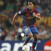 Ronaldinho (FC Barcelone) Brésil