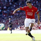 Ryan Giggs (Manchester United), Galles