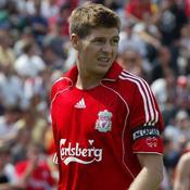 Steven Gerrard (Liverpool), Angleterre
