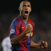 Thierry Henry (Arsenal puis FC Barcelone), France