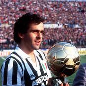 Ballon d'Or : Michel Platini, sacré en 1983, 1984, 1985