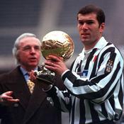 Ballon d'Or : Zinédine Zidane, sacré en 1998