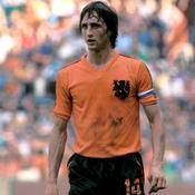 Ballon d'Or 1971-1973-1974, Johan Cruyff (Pays-Bas)