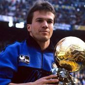 Ballon d'Or 1990, Lothar Matthaus (Allemagne)