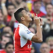 Alexis Sánchez (Chili - Arsenal)